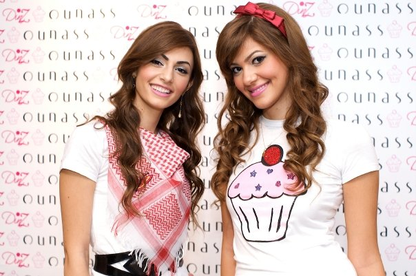 Dinz sisters