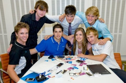 Young Entrepreneurs 2009